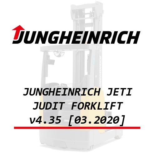 Jungheinrich JETI Judit ForkLift